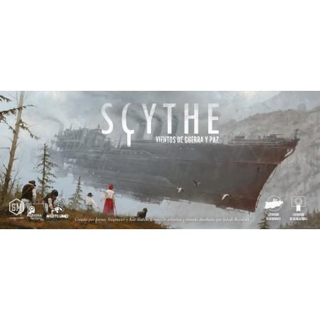 [Pre-Venta] Scythe: Vientos de guerra y paz + Promos