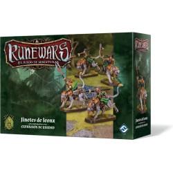 Runewars: El juego de miniaturas - Jinetes de leonx