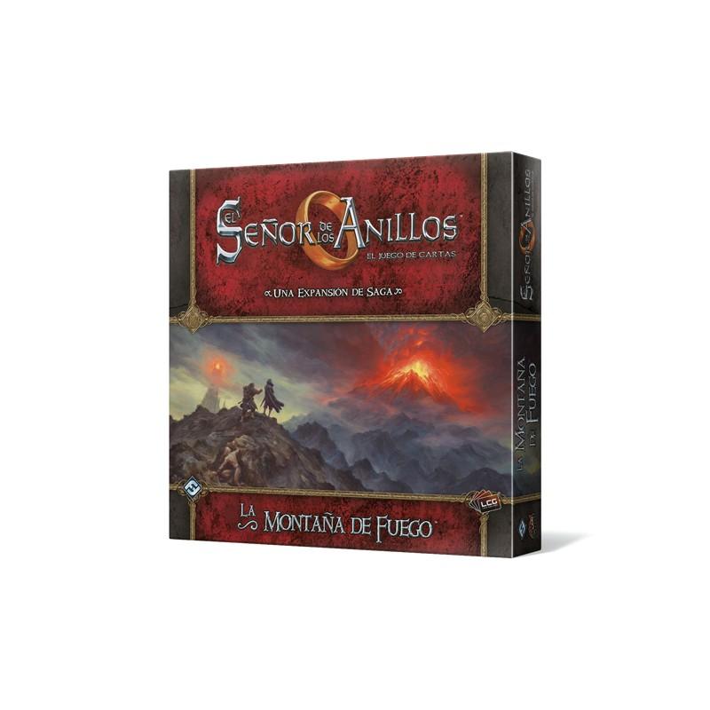 El Señor de los Anillos El juego de cartas - La Montaña de Fuego