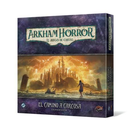 Arkham Horror el juego de cartas - El camino a Carcosa