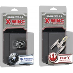 Star Wars X-wing: Pack de Naves 3