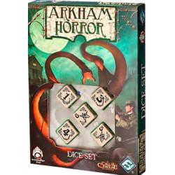 Arkham Horror:  Set de dados (Hueso)
