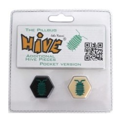 Hive: The Pillbug Expansion for Hive Pocket - Multilingual