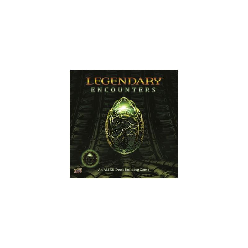Legendary Encounters: An Alien Deck Building Game (Inglés)