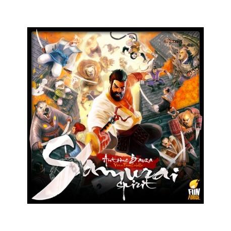 Samurai Spirit (Inglés)