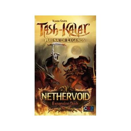 Tash-Kalar: Arena of Legends - Nethervoid (Inglés)