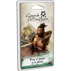 La Leyenda de los Cinco Anillos el juego de cartas - Por el honor y la gloria