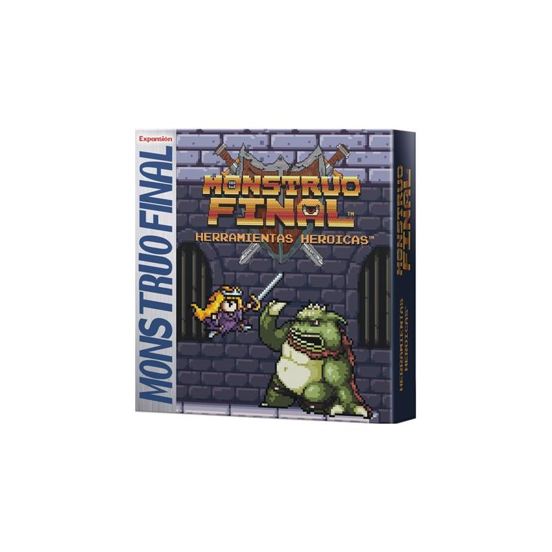 [Pre-Venta] Monstruo Final: Herramientas Heroicas