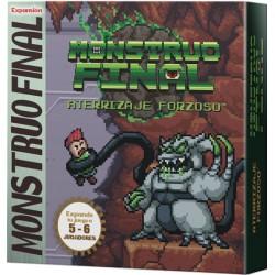 [Pre-Venta] Monstruo Final: Aterrizaje forzoso