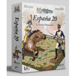 España 20 La Guerra Peninsular - Edición Verkami