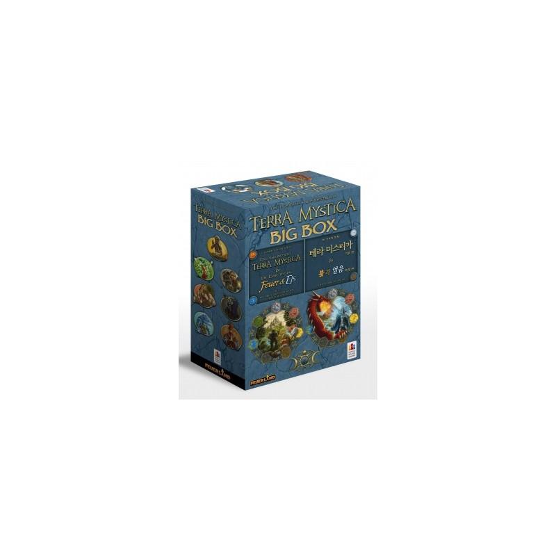Terra Mystica: Big Box (Alemán)