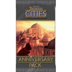 7 Wonders pack Aniversario: Cities