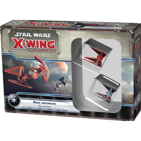 [Pre-Venta] Star Wars X-wing: Ases imperiales