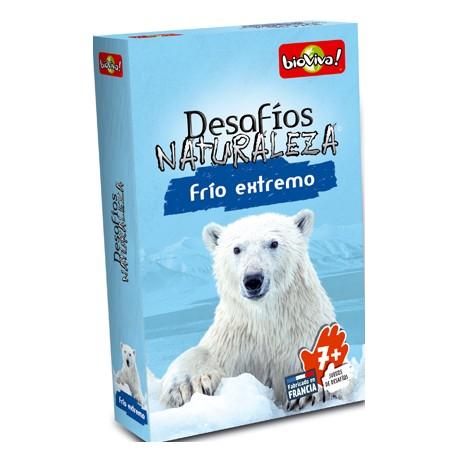 [Pre-Venta] Desafíos Naturaleza:Frío extremo