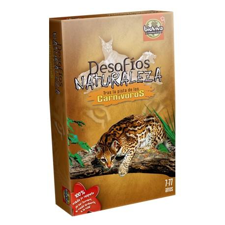 [Pre-Venta] Desafíos Naturaleza: Carnívoros