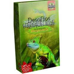 [Pre-Venta] Desafíos Naturaleza: Reptiles