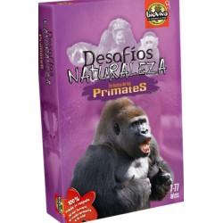[Pre-Venta] Desafíos Naturaleza: primates