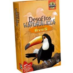[Pre-Venta] Desafíos Naturaleza: Aves