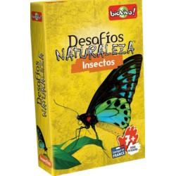 [Pre-Venta] Desafíos Naturaleza: Insectos