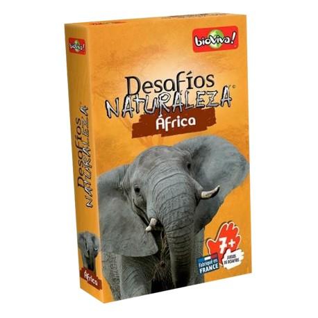 [Pre-Venta] Desafíos Naturaleza: África