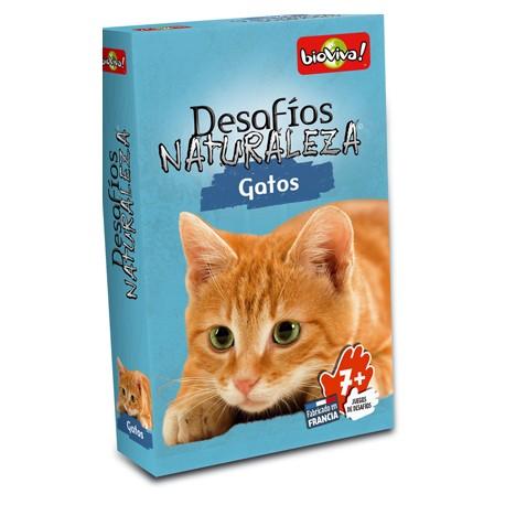 [Pre-Venta] Desafíos Naturaleza: Gatos