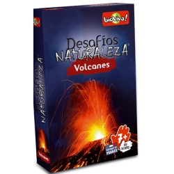 [Pre-Venta] Desafíos Naturaleza: Volcanes