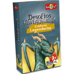 [Pre-Venta] Desafíos Naturaleza: Criaturas legendarias