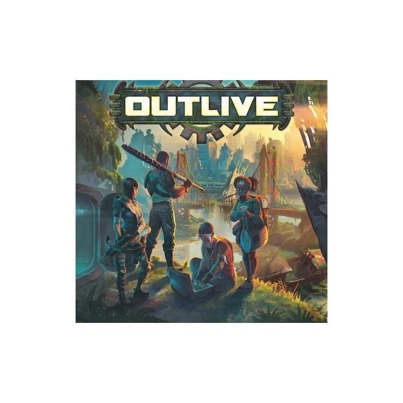[Pre-Venta] OUTLIVE