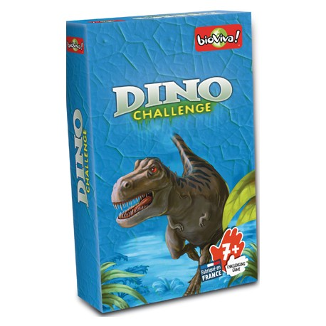 [Pre-Venta] Desafíos Naturaleza: Dino Challenge - Edición azul