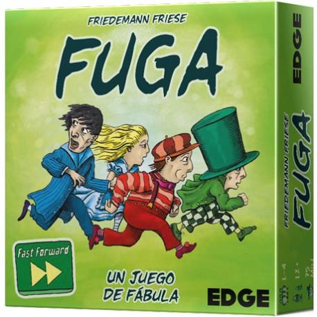 [Pre-Venta] Fast Forward: Fuga