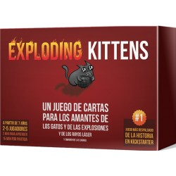 [Pre-Venta] Exploding Kittens