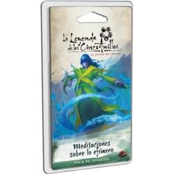 [Pre-Venta] La Leyenda de los Cinco Anillos el juego de cartas - Meditaciones sobre lo efímero