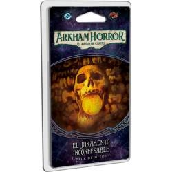 Arkham Horror: El juego de cartas Campaña El camino a Carcosa. El juramento inconfesable