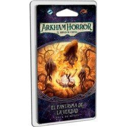 [Pre-Venta] Arkham Horror: El juego de cartas Campaña El camino a Carcosa. El Fantasma de la Verdad