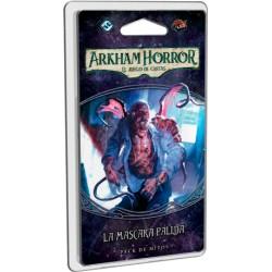 [Pre-Venta] Arkham Horror: El juego de cartas Campaña El camino a Carcosa. La máscara pálida