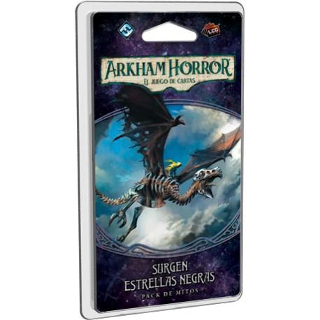 [Pre-Venta] Arkham Horror: El juego de cartas Campaña El camino a Carcosa. Surgen estrellas negras