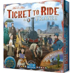 Aventureros al Tren Francia (+ El Viejo Oeste)