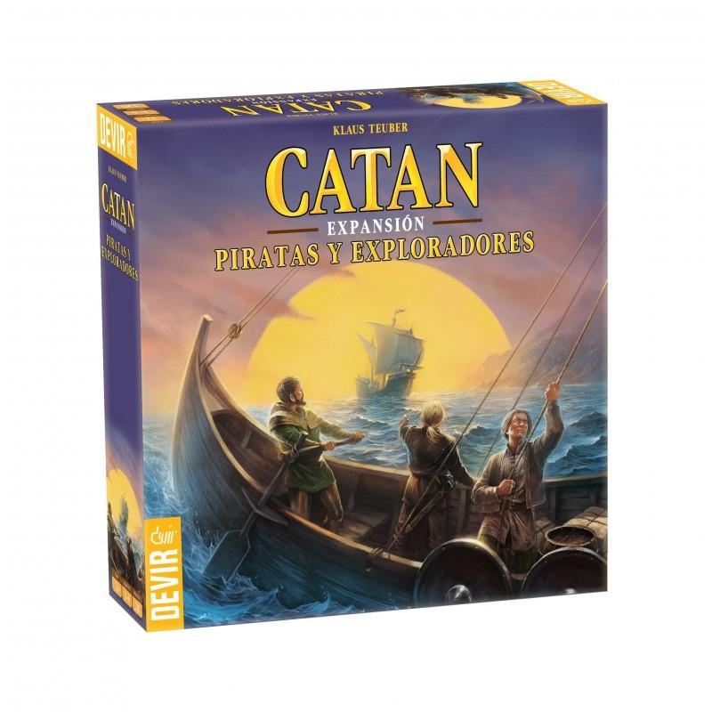 Catan - Piratas y Exploradores
