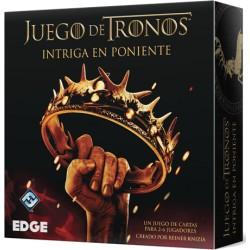 Juego de Tronos: Intriga en Poniente - juego de cartas