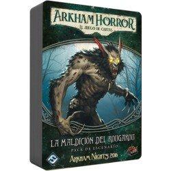Arkham Horror El juego de cartas - La maldición del rougarou