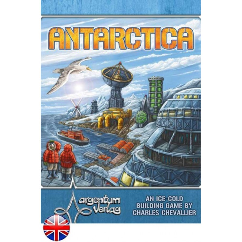 Antarctica (inglés)