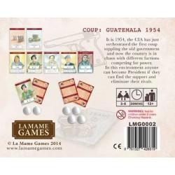 COUP: GUATEMALA 1954
