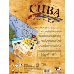Cuba: A Splendid Little War (Inglés)