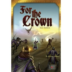 For the Crown 2nd Edition (Inglés)