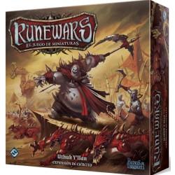 Runewars: El juego de miniaturas - Uthuk Y'llan