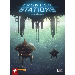 Frontier Stations (Inglés)