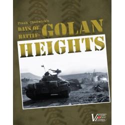 Golan Heights (Days of Battle) (Inglés)