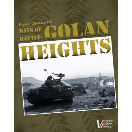 Golan Heights (Days of Battle) (Inglés)