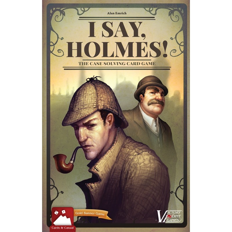 I Say, Holmes! 2nd Edition (Inglés)