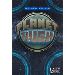 Planet Rush (Inglés)